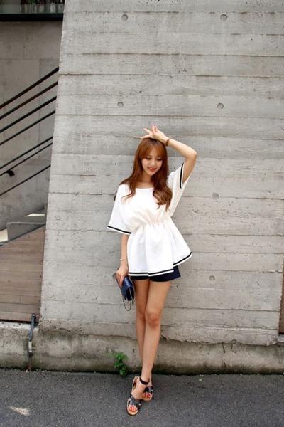 Mini&Didi blouse