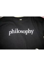 Black-philosophy-shirt