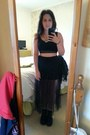New-look-boots-steve-madden-bag-new-look-top-band-of-gypsies-skirt