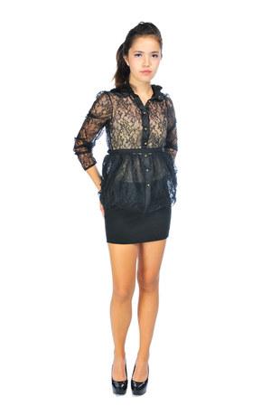 lace SPtH bodysuit