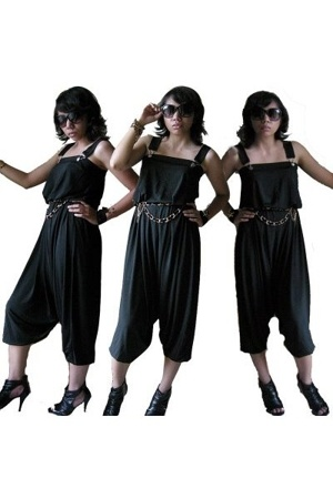 dropcrotch jumpsuit..
