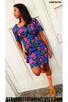 above-the-knee REAL LADY-LIKE dress