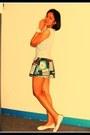 Canvass-dress