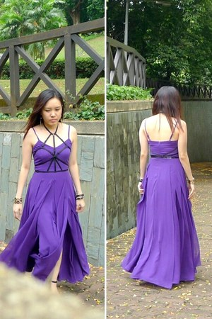 violet Vgystore dress