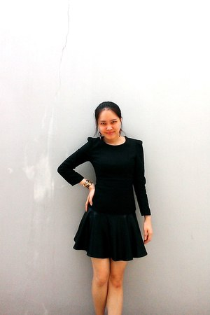 black Love Bonito dress