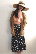 starvintagefashion cardigan - starvintagefashion skirt