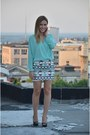 Aquamarine-aftershock-london-blouse-white-aftershock-london-skirt