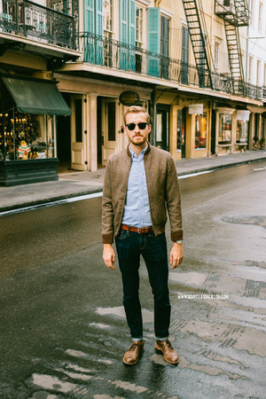 camden tweed Bonobos jacket