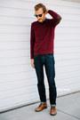 Frank-oak-sweater