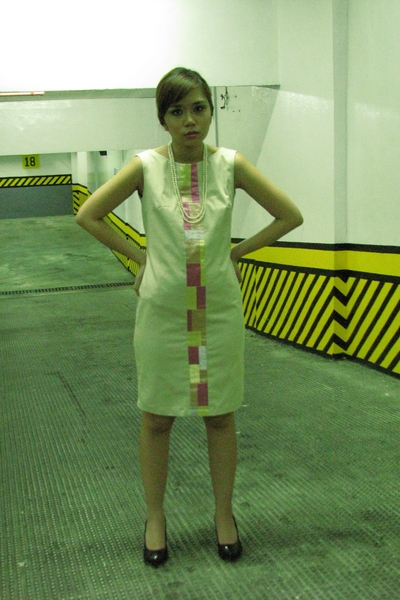 Bellamanila dress - Zara shoes