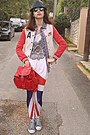Red-baseball-cozbest-jacket-navy-union-jack-romwe-leggings-red-bag