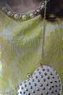 Light-yellow-pearl-flower-romwe-dress-white-studded-heart-romwe-bag