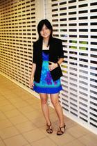 Zara dress - Mums blazer