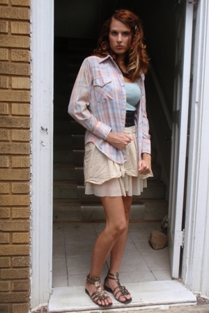Target jacket - Target shoes - Mind Over Matter by Stephanie Geisler shirt - Tar