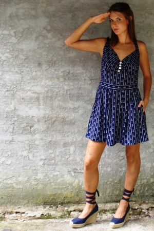Mind Over Matter by Stephanie Geisler dress - Target shoes