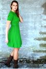 Green-mind-over-matter-by-stephanie-geisler-dress-brown-boots