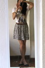 Next-level-shirt-urban-outfitters-skirt-nine-west-flats