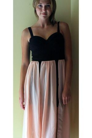 black RARE dress
