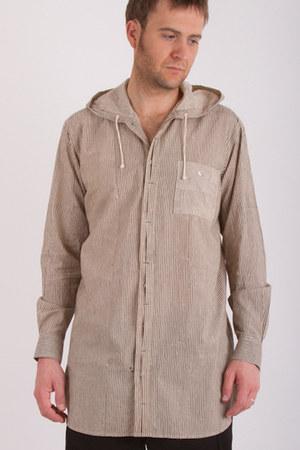 shirt with hood Ananda Pascual shirt