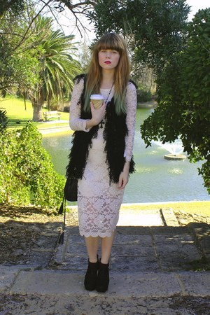 vest - dress
