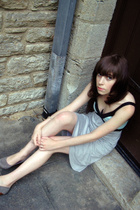 Rebecca Beeson dress - Jeffrey Campbell - Alex  Chloe necklace