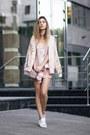 Light-pink-zaful-jacket-light-pink-zara-bag-white-massimo-dutti-sneakers