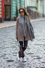 Light-brown-la-redoute-creation-coat-dark-gray-bershka-jeans