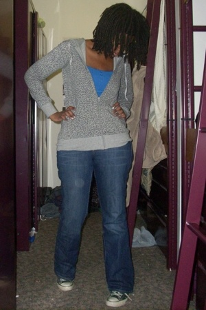 Charlotte Russe jacket - second hand top