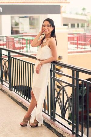 Zara dress - People are People heels
