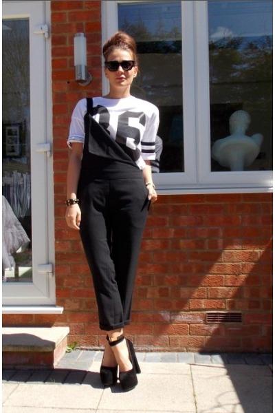 Topshop t-shirt - Missguided bodysuit