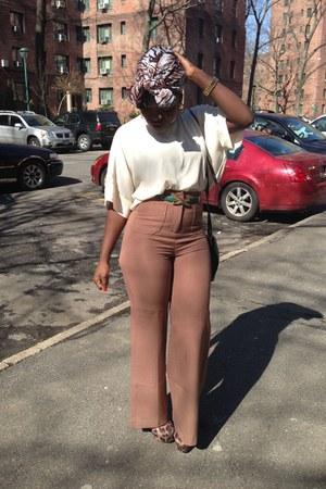 H&M Trend pants - H&M Trend blouse