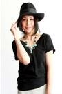 Black-mini-luggage-celine-bag-heather-gray-fishtail-jersey-rick-owens-skirt