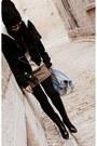 Navy-tuque-prada-hat-black-alexander-wang-coat-blue-pierre-hardy-bag
