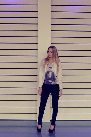 Selected Homme shirt - Zara blazer - H&M pants