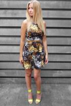 Primark dress - H&M heels