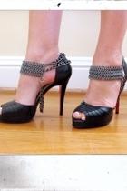 fierce shoe jewellery from litter sf