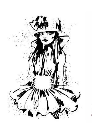 Barbara Hulanicki for Topshop dress - Barbara Hulanicki for Topshop dress