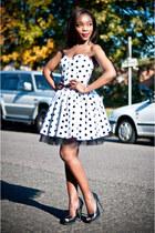 white Style Icons Closet dress