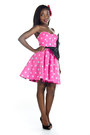 Bubble Gum Style Icons Closet Dresses