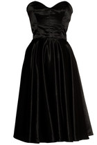 black Style Icons Closet dress