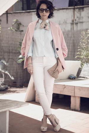 H&M pants - Melissa heels
