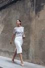 White-asos-shirt-light-blue-zara-top-neutral-new-look-sandals