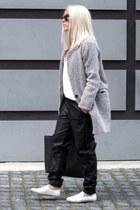 pu boyish pants Glamorous pants