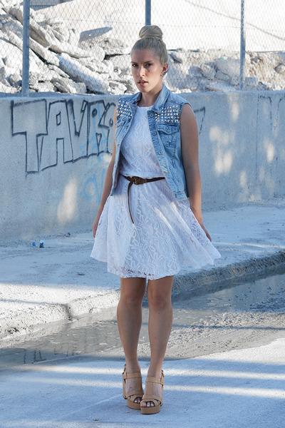 lace Sheinside dress