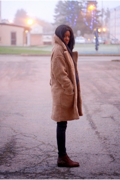 tawny Notion 13 coat