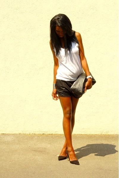 black Buffalo heels