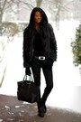Black-faux-fur-etam-coat