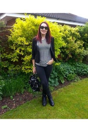 Gap jeans - Marks & Spencer jacket
