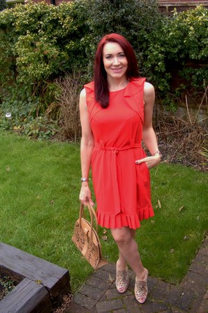 red J by Jasper Conran dress