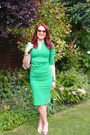 Green-lashes-of-london-dress